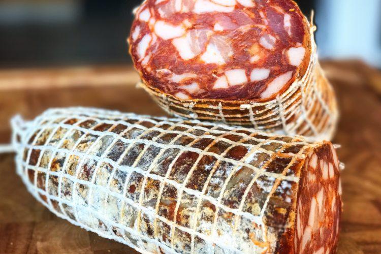 Spanish Style Chorizo